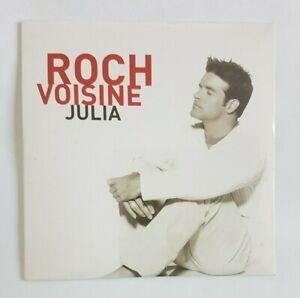 ROCH VOISINE : JULIA (neuf ! promo Kapler * frére Goldman) ♦ NEW ! CD Single ♦