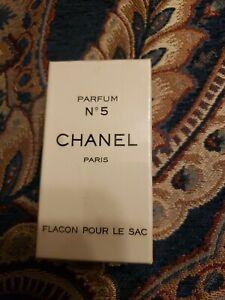 Parfum No 5 Chanel Paris - Flacon Pour Le Sac