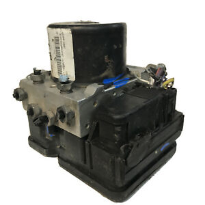 2007 2008 2009 Lincoln MKZ ABS Anti Lock Brake Pump Module Unit | 7E5C-2C346-AA