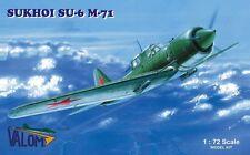 Valom Models 1/72 Sukhoi Su-6 M-71 Model Kit
