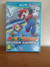Mario Tennis Ultra Smash WiiU - Boite version française