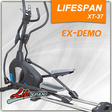 Lifespan Semi-Commercial Front Drive Elliptical Cross Trainer #Auto-Tension DEMO