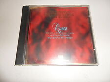 Cd   The Royal Philharmonic Orchestra  – Plays Hits Of  Queen
