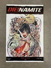 Die!Namite #1 Momoko 1:10 Vampirella Zombie Variant Dynamite, 2020
