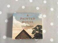 John Grisham A Painted House audio book cds