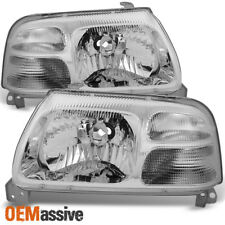 99-03 Suzuki Vitara | XL-7 Grand Headlights Left + Right Side Replacement Pair