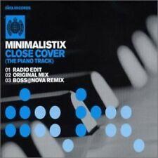 Minimalistix Close cover (the piano track; 3 versions, 2001) [Maxi-CD]