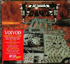 Voivod(CD/DVD Album)Rrroooaaarrr-Noise-NOISE2CDDVD015-Europe-2017-New
