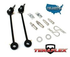 """TeraFlex TJ 2""""-6"""" Front Swaybar Quick Disconnect Kit for 1997-2006 Jeep Wrangler"""