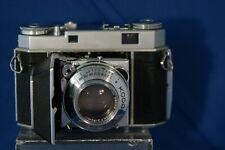 Kodak Retina IIa 35mm w/ Retina-Xenon  Schneider-Kreuznach 50mm F2 Lens