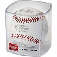 2018 Los Angeles Dodgers World Series NLCS Champions Baseball With UV Protected