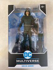 McFarlane Toys DC Multiverse Green Arrow 7 Inch Action Figure