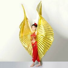 Egyptian Egypt Belly Dance Dancing Costume Isis Wings Dance Wear Wing ~C