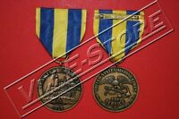 MARINE CORPS SPANISH WAR CAMPAIGN MEDAL (1898), Full Size, (REPRO) (1071)