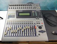 Yamaha O1V Digital 16 Track Mixer w/ I/O Card 8 Channel Analog MY8-AD24 24bit