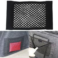 Wonderful Car Back Rear Seat Elastic String Net Mesh Storage Bag Pocket Cage