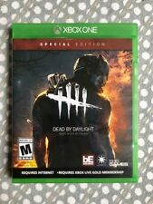 Dead by Daylight - Special Edition (Xbox One, 2017). Played once. Mint!