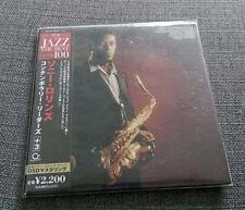 Sonny Rollins Contemporary Leaders JAPAN MINI LP CD SEALED