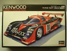"Hasegawa 1:24 Scale ""KENWOOD Hi Fi"" Kremer Porsche 962C Model Kit - New # CC013"