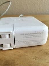 Original OEM 60W MagSafe 1 AC Power Adapter for APPLE A1344 MacBook USED