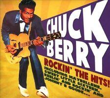CHUCK BERRY - ROCKIN' THE HITS NEW CD