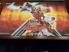 Yu-Gi-Oh! Powercode Link Structure Deck Playmat Mat Yugioh (VERY RARE)