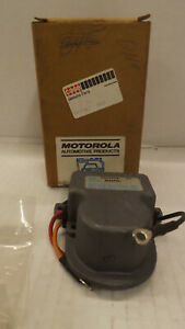 Case Motorola Alternator Voltage Regulator A47167 NOS Crawler Dozer