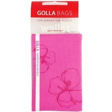 Golla Bags Generation Mobile Smart Phone Wallet Lichen Pink CG945