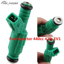 Fuel Injector 440cc 42lb EV1 For Bosch Chevrolet Pontiac Ford TBI LT1 LS1 LS6