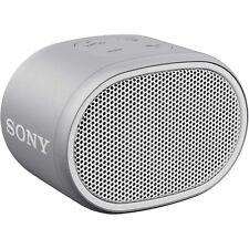 SONY SRS-XB01 WIRLESS EXTRA BASS SPEAKER BLUETOOTH CONECTIVITY USB CHARGING GREY