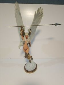 CS Moore Studio Angelus Statue from Image Top Cow Production  ARTIST SINGED #156