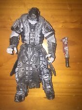 "Neca SAVAGE THERON #2 Gears of War 3 Video Game 7"" Action Figure"