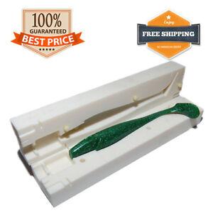 Strike Pro Pig Shad Bait Mold Fishing Lure Swimbait Soft Plastic 75-200 mm