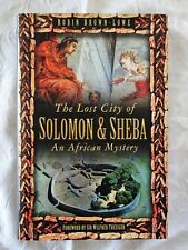 The Lost City of Solomon & Sheba - An African Mystery by Robin Brown-Lowe | HCDJ