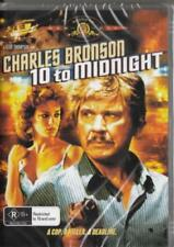 10 To Midnight DVD Charles Bronson New and Sealed Australia All Regions