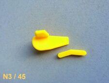 (N3/45) Kunststoffeinsatz für Montagekopf Reifenmontage, Reifenmontiermaschine