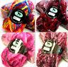 Dark Horse Yarn Grand Super Bulky Fun Eyelash 100g Color Choice Knit Crochet