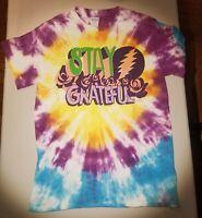 Stay Grateful Tshirt Size Small Grateful Dead Bob Weir Jerry Garcia Phil Lesh
