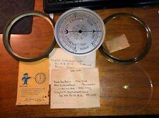 Vintage Taylor Instrument Storm Temperature Gauge Parts 5