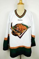 Utah Grizzlies Reebok ECHL Hockey Jersey adult size Medium minor league