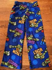 Teenage Mutant Ninja Turtles all Over Stampa del Ragazzo Bambini Pajamas Set