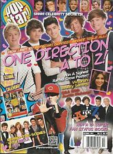 Pop Star magazine One Direction Ariana Grande Victoria Justice Bella Thorne