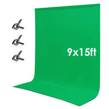 Neewer 3 x 5 Meters Green CHROMAKEY Muslin Backdrop Background Screen