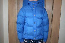 BLACK BEAR Seattle XXS KIds W Blue DOWN puffer coat w/ ski Bibs USA /NOrth Face