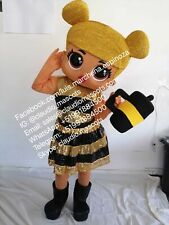 Bee Doll Mascot Costume Party Character Birthday Halloween Cosplay