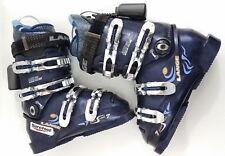 Lange 7 Banshee Ski Boots Womens 5 Blue ACD Fit Medium Volume