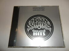 CD BARRY WHITE-Barry White 's Greatest Hits