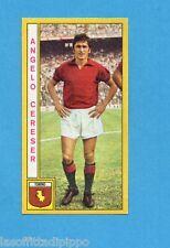 PANINI CALCIATORI 1969/70-Figurina- CERESER - TORINO -Recuperata