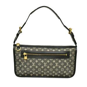 Louis Vuitton Pochette Cathertine M92334 Monogram Mini One Shoulder Bag Noir LV