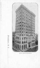 Providence Rhode Island~Union Trust Building~c1900 Postcard PMC